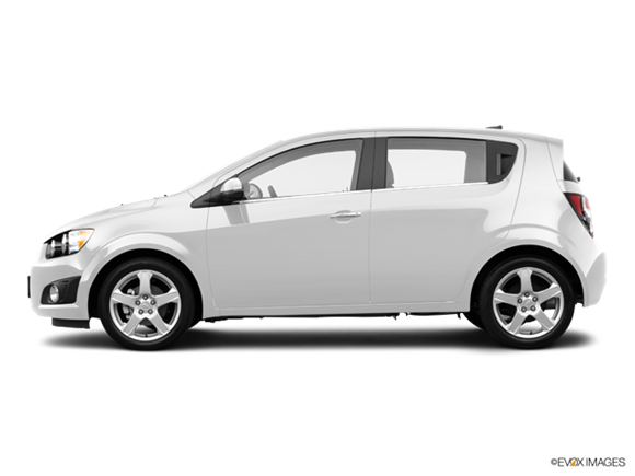 2015 Chevrolet Sonic RS  Hatchback Sedan