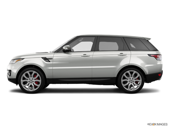2016 Land Rover Range Rover Sport Supercharged Dynamic  Photo