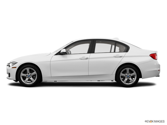 2015 BMW 3 Series 328d xDrive  Sedan