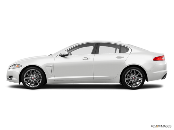 2015 Jaguar XF Portfolio  Sedan