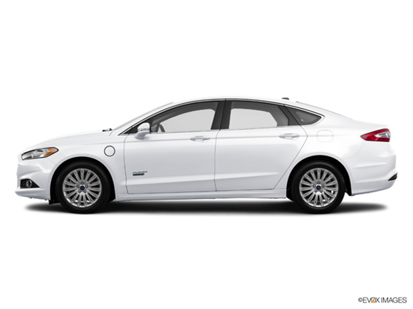 2015 Ford Fusion Energi Plug-In Hybrid Titanium  Photo