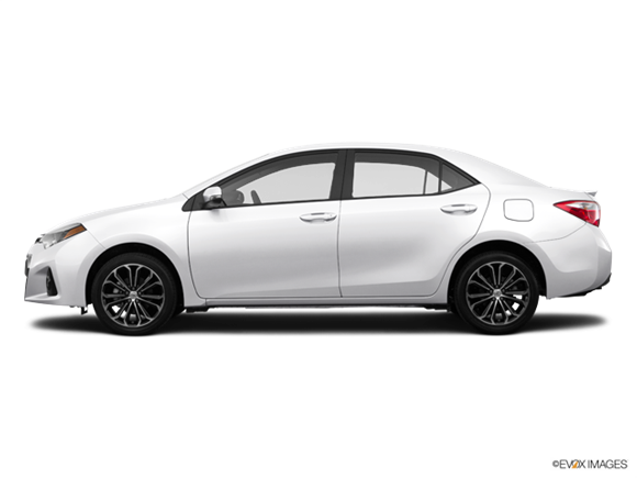 2015 Toyota Corolla S Plus  Photo