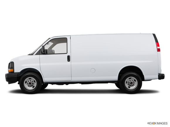 2015 GMC Savana 2500 Cargo Diesel Extended  Photo