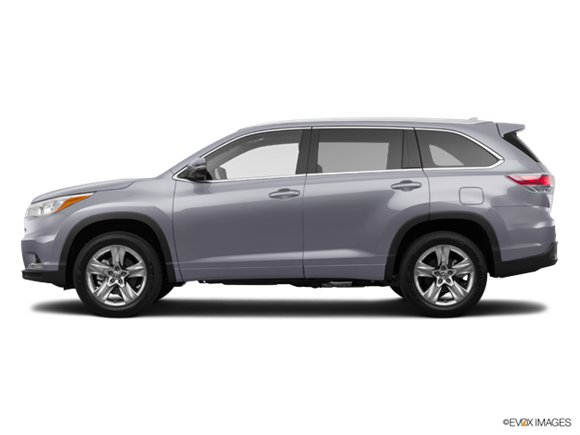 2015 Toyota Highlander Limited Platinum  Photo