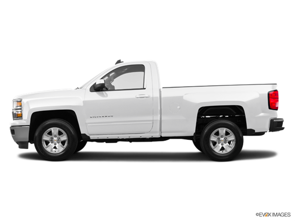 2015 Chevrolet Silverado 1500 Regular Cab LS  Photo