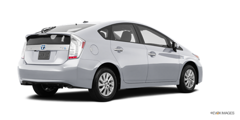 2015 toyota prius plug in hybrid new car prices kelley blue book. Black Bedroom Furniture Sets. Home Design Ideas