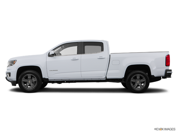 2015 Chevrolet Colorado Crew Cab LT  Pickup
