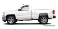 Chevrolet Silverado 1500 Regular Cab Pickup