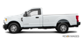 Ford F250 Super Duty Regular Cab Pickup