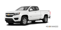 2018-Chevrolet-Colorado Extended Cab