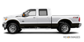Ford F250 Super Duty Crew Cab Pickup