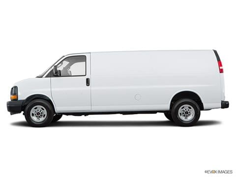 2017 gmc savana 2500 cargo ThreeSixty