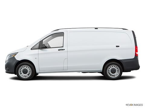 2018 mercedes benz metris worker cargo ThreeSixty
