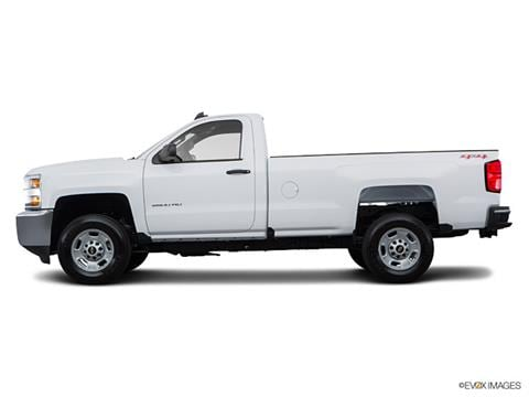 2017 chevrolet silverado 2500 hd regular cab ThreeSixty