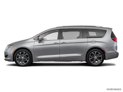 2017 chrysler pacifica ThreeSixty