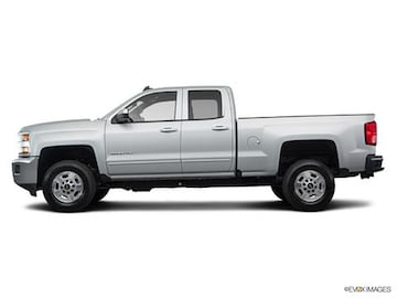 2017 chevrolet silverado 3500 hd double cab pricing ratings reviews kelley blue book. Black Bedroom Furniture Sets. Home Design Ideas