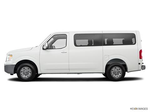 2017 nissan nv3500 hd passenger ThreeSixty