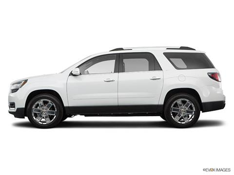 2017 gmc acadia limited ThreeSixty