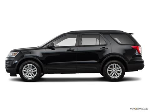 2018 ford explorer ThreeSixty
