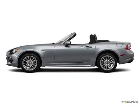 2017 fiat 124 spider ThreeSixty