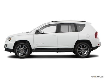 2017 jeep compass pricing ratings reviews kelley blue book. Black Bedroom Furniture Sets. Home Design Ideas