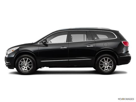 2017 buick enclave ThreeSixty