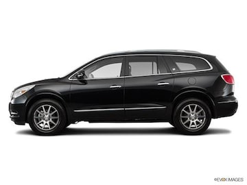 2017 buick enclave pricing ratings reviews kelley blue book. Black Bedroom Furniture Sets. Home Design Ideas