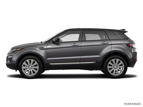 2018 Land Rover Range Rover Evoque Pricing Ratings Reviews