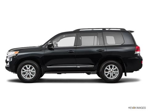 2019 toyota land cruiser ThreeSixty