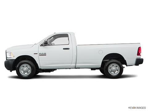 2017 ram 2500 regular cab ThreeSixty