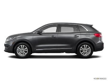 2018 lincoln mkx pricing ratings reviews kelley for Ganley mercedes benz akron oh