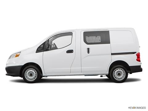 2018 chevrolet city express ThreeSixty