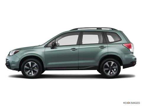 2018 Subaru Forester Pricing Ratings Reviews Kelley Blue Book