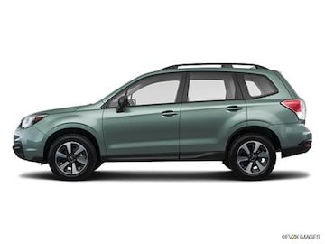 2018 subaru forester pricing ratings reviews kelley blue book. Black Bedroom Furniture Sets. Home Design Ideas