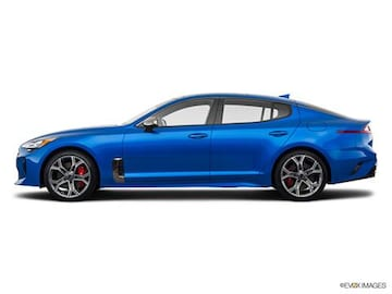 2018 Kia Stinger Threesixty