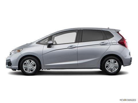 2018 honda fit ThreeSixty