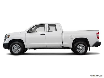 2019 Toyota Tundra Double Cab Pricing Ratings Reviews Kelley