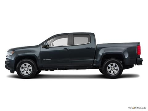 2018 chevrolet colorado crew cab ThreeSixty