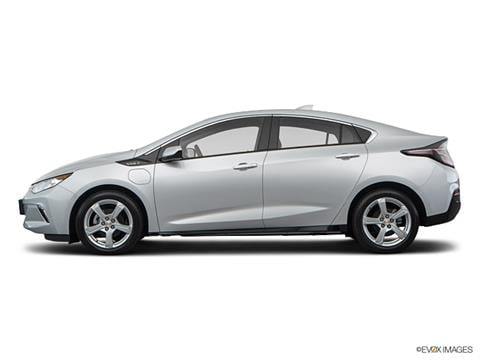 2018 chevrolet volt ThreeSixty