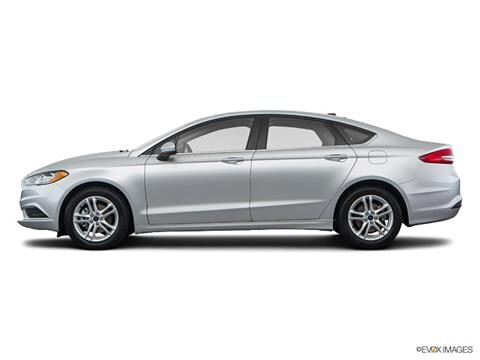 2018 ford fusion ThreeSixty