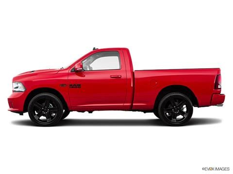 2018 ram 1500 regular cab ThreeSixty