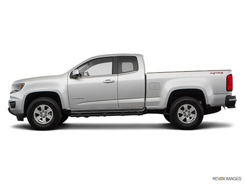 2018 chevrolet colorado extended cab ThreeSixty
