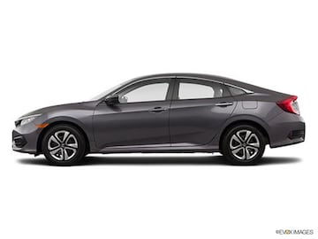 Honda Civic Pricing Ratings Reviews Kelley Blue Book - 2018 honda civic invoice