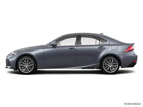 2019 lexus is ThreeSixty