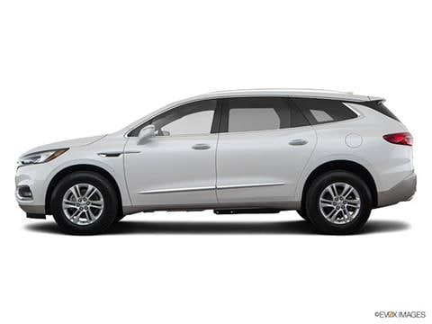 2018 buick enclave ThreeSixty