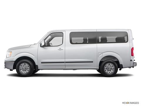 2018 nissan nv3500 hd passenger ThreeSixty