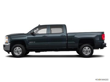2019 Chevrolet Silverado 2500 HD Crew Cab | Pricing ...