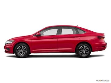 2019 Volkswagen Jetta Pricing Ratings Reviews Kelley Blue Book