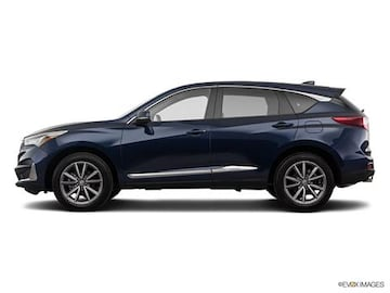 2019 Acura Rdx Pricing Ratings Reviews Kelley Blue Book