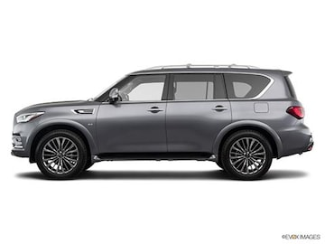 2019 INFINITI QX80 | Pricing, Ratings & Reviews | Kelley ...